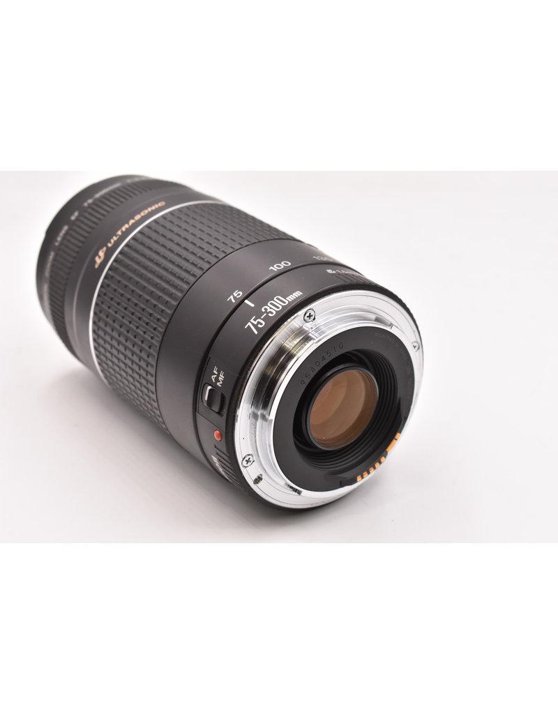 Canon Pre-Owned Canon 75-300 F/4-5.6 III USM