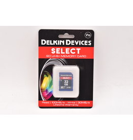 Delkin Delkin Devices Select 32GB SD