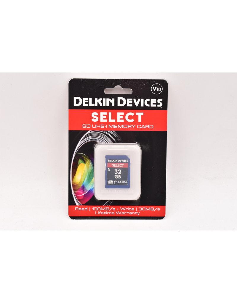 Delkin Delkin Devices Select 32GB SD