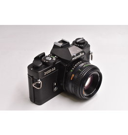 Pre-Owned Minolta XD11 With 50mm F/1.7