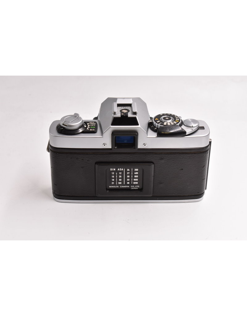 Pre-Owned Minolta XG9 With 45mm F/2