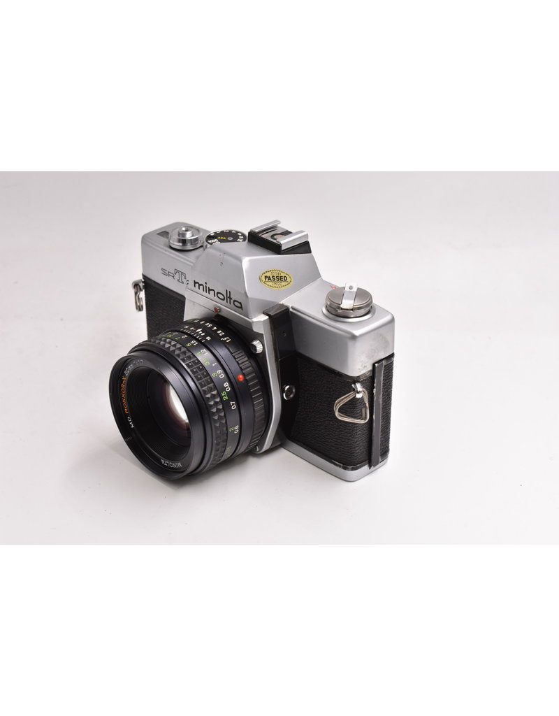 Pre-Owned Minolta SRT 201 With 50mm F/1.7