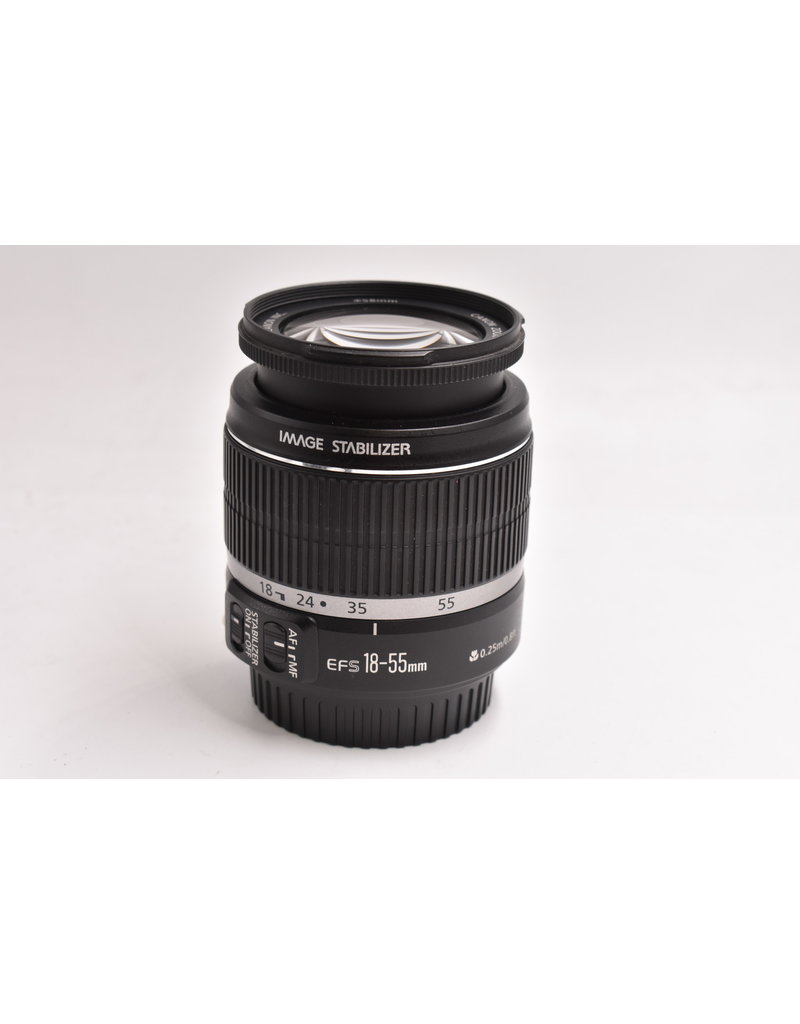 Canon Pre-Owned Canon EF-S 18-55mm IS