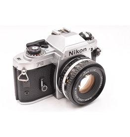 Nikon Pre-Owned Nikon FG With 50mm F/1.8