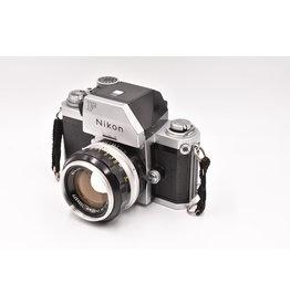 Nikon Pre-Owned Nikon F With 50mm F/1.4