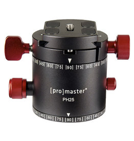 Promaster PH25 Professional Panoramic Head