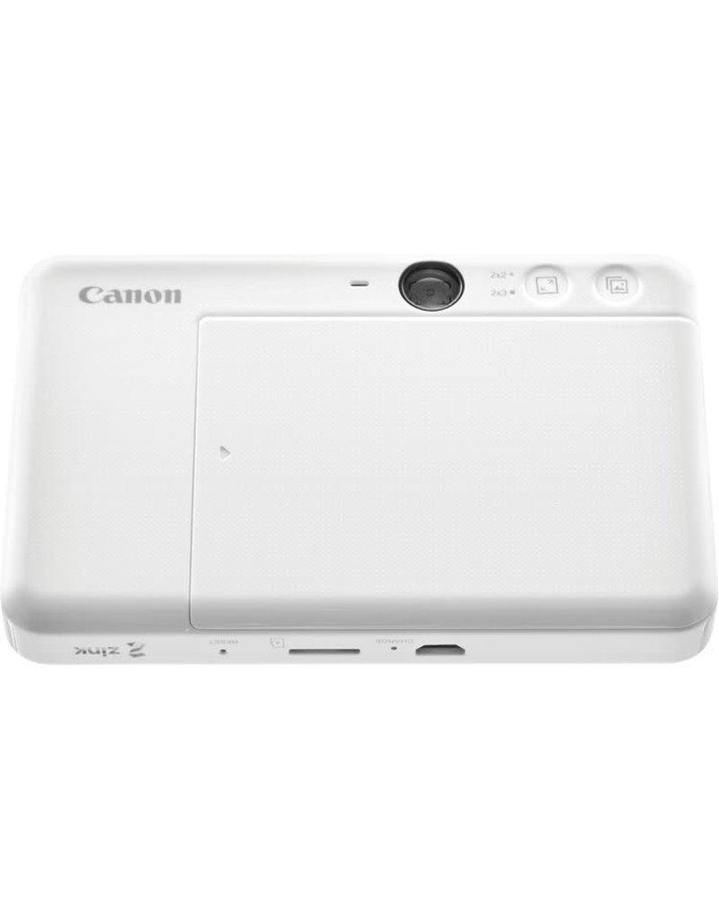 Canon IVY CLIQ+ Instant Camera Printer Pearl White