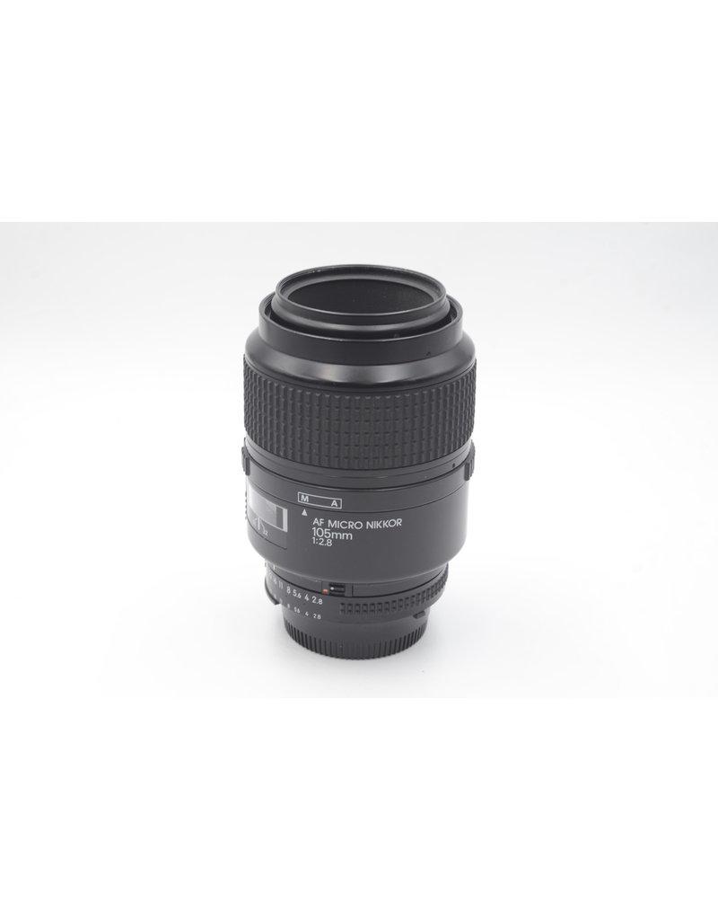Nikon Pre-Owned Nikon AF 105mm F/2.8 Micro