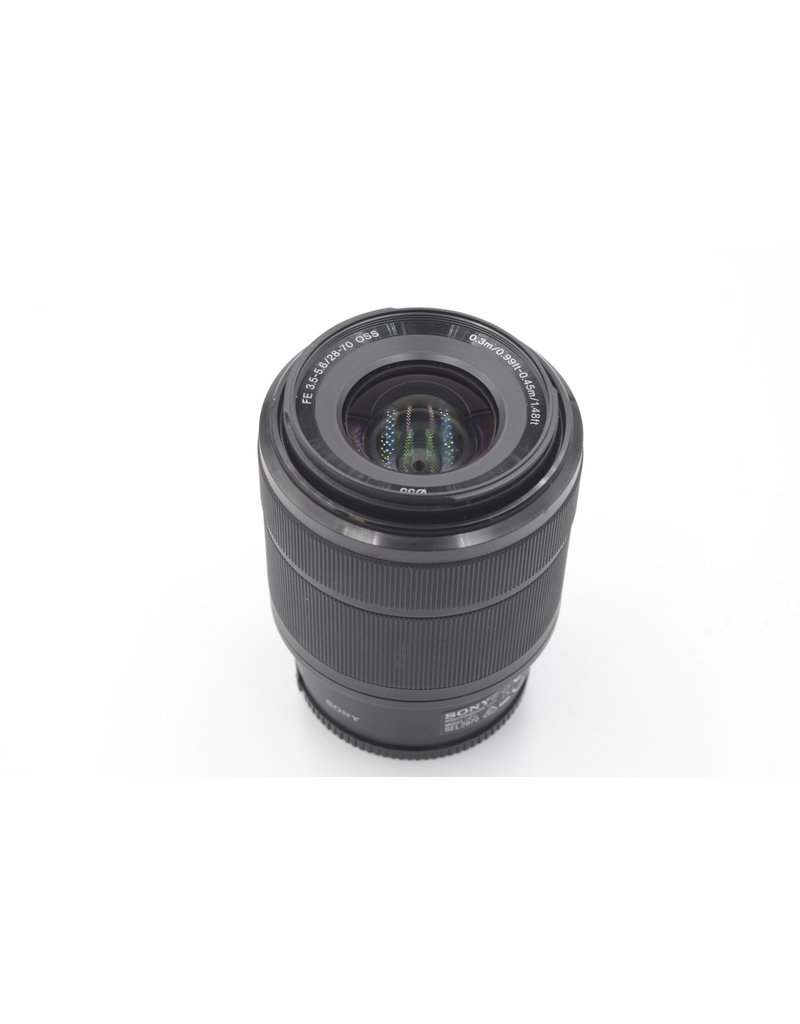 Sony Pre-Owned Sony 28-70mm FE F/3.5-5.6