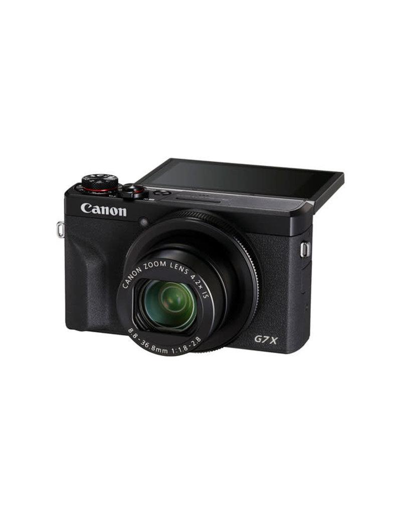 Canon PowerShot G7 X Mark III Kit (Black)