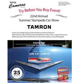 Summer Stampede Car Show