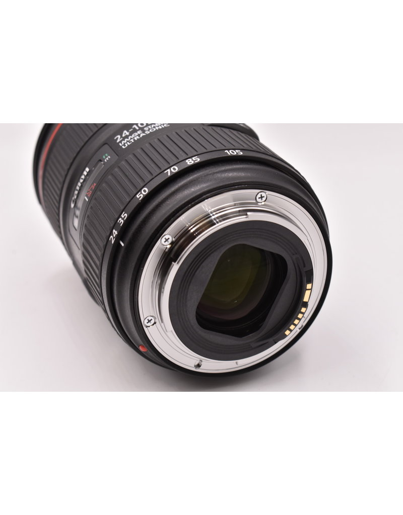 Canon Pre-Owned Canon 24-105mm F/4L IS USM II