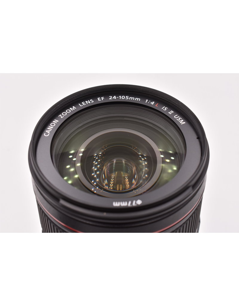 Canon Pre-Owned Canon 24-105mm F4 L IS II USM