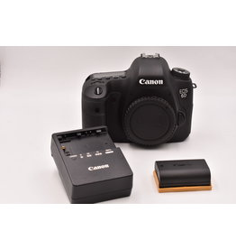 Canon Pre-Owned Canon 6D Body