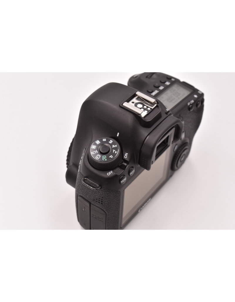 Canon Pre-Owned Canon 6D Body Shutter 2619