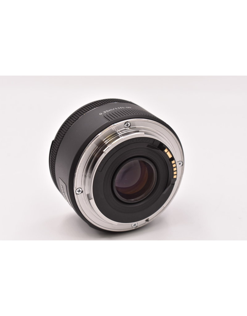Canon Pre-Owned Canon 50mm F/1.8 STM