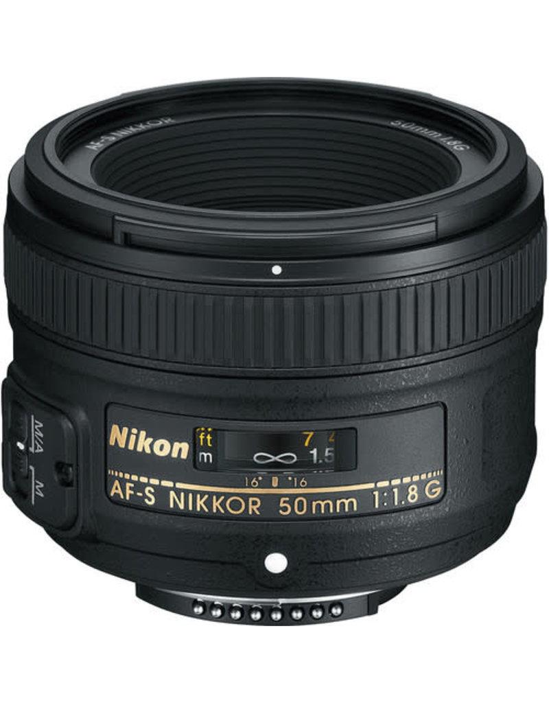 Nikon Nikon AF-S 50mm f1.8 G