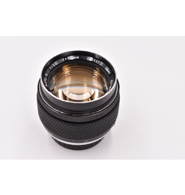 Pre-Owned Olympus 55mm F/1.2