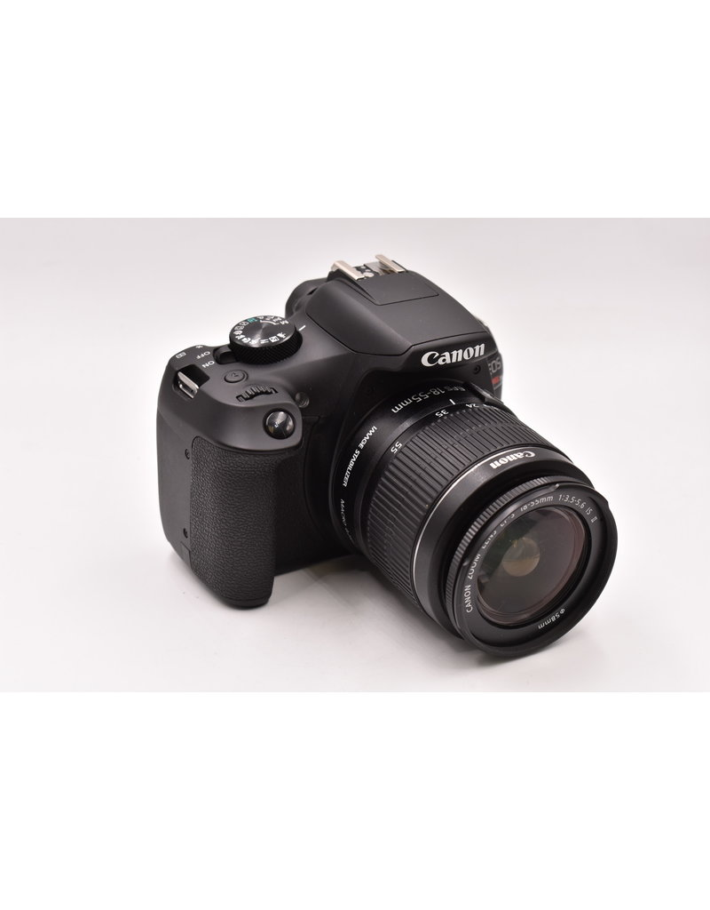 Canon Pre-Owned Canon T6 With EF-S 18-55mm IS II