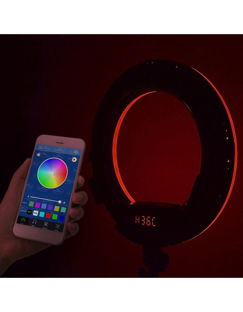 Savage RGB Rainbow Ringlight