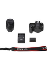 Canon EOS 90D EF-S 18–135mm IS USM Kit