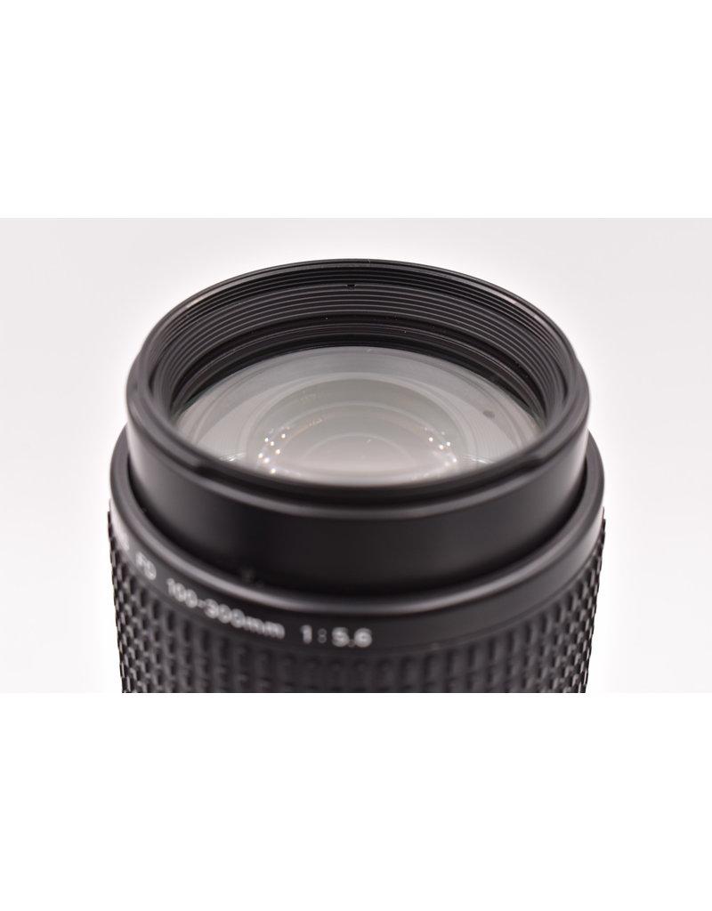 Canon Pre-Owned Canon 100-300mm F5.6 FD