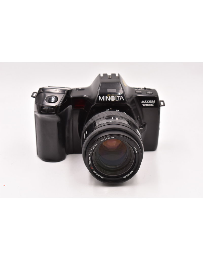 Pre-Owned Minolta 7000i With 35-105mm