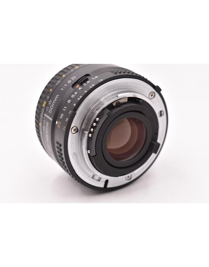 Nikon Pre-Owned Nikon 50mm F1.8D