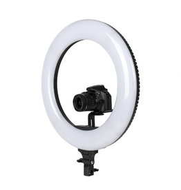 "Promaster Specialist LEDR600B 18"" LED Ringlight - Bi-Color"