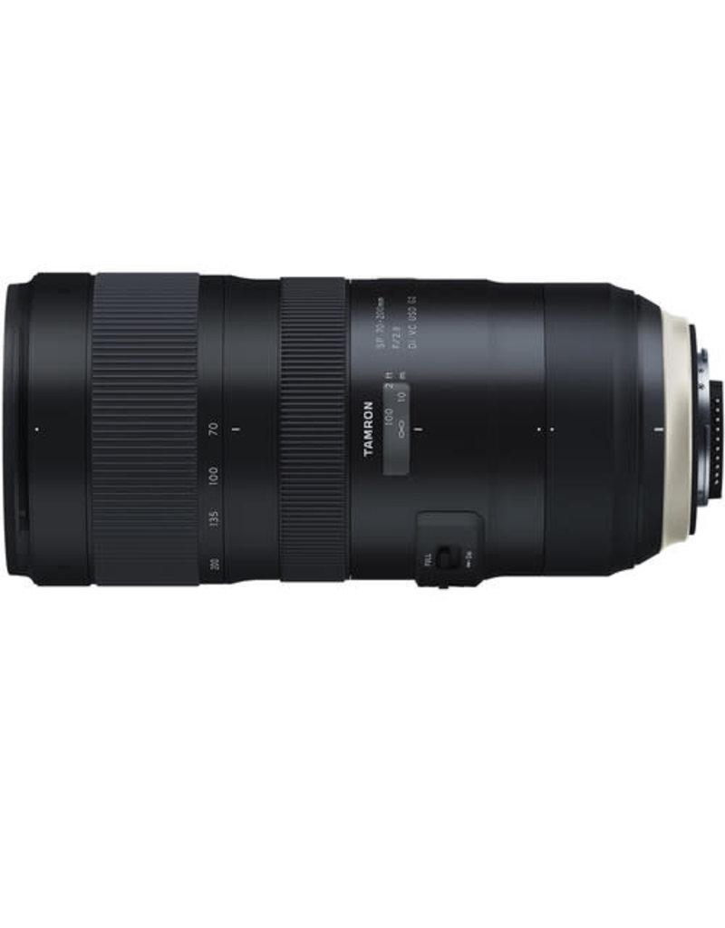 Tamron Tamron 70-200mm F/2.8 SP VC USD G2 Nikon