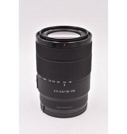 Sony Pre-Owned Sony 18-135mm F3.5-5.6 OSS