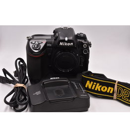 Nikon Pre-Owned Nikon D2X Body Only