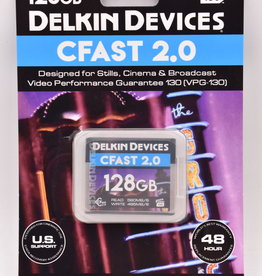Delkin Delkin Devices CFAST2.0 128GB