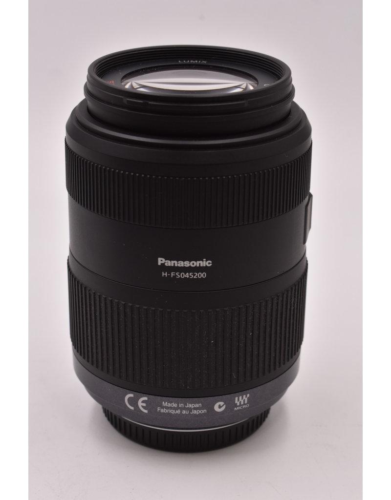 Pre-Owned Panasonic Lumix G Vario 45-200mm F4-5.6