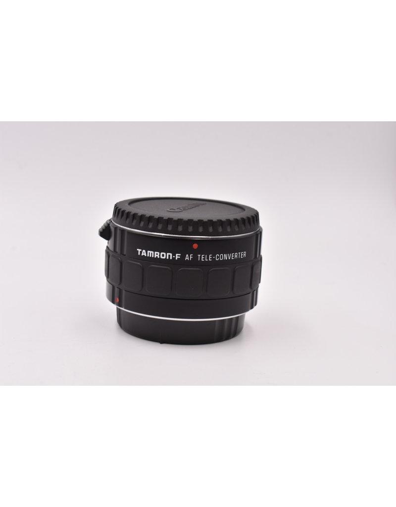 Tamron Pre-Owned Tamron 2XConverter For Canon EF