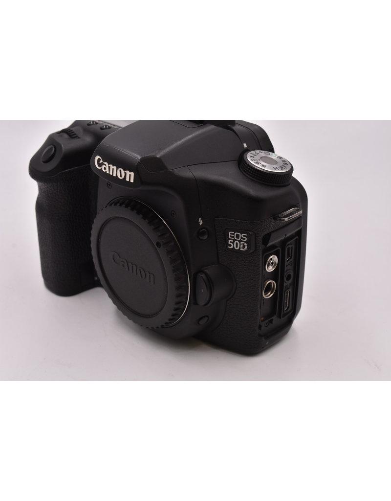 Canon Pre-Owned Canon 50D Body