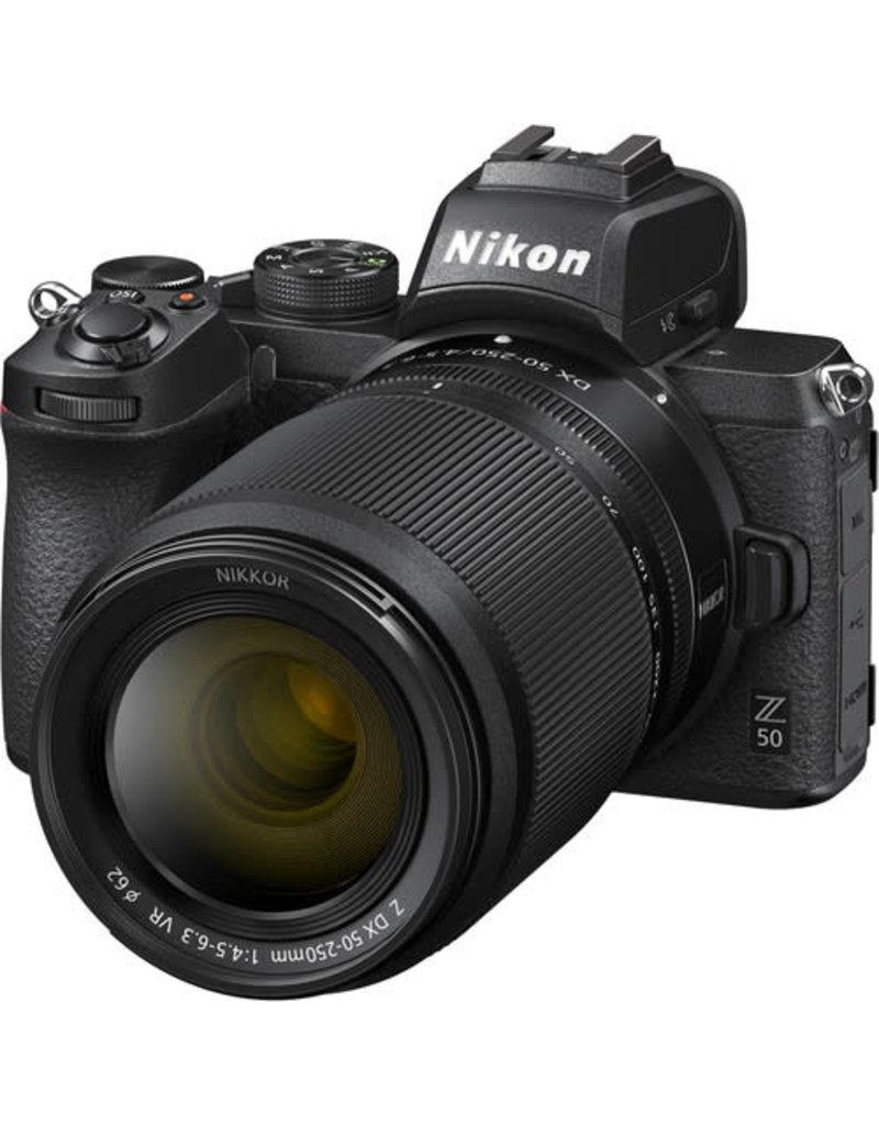 Nikon Nikon Z50 With 16-50mm VR & 50-250mm VR