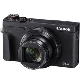 Canon PowerShot G5 X  Mark II Kit (Black)