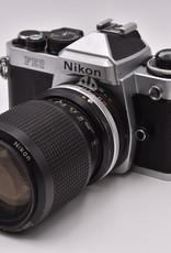 Nikon Pre-Owned Nikon FE2 With 35-105mm