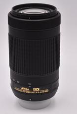 Nikon Pre-Owned Nikon AF-P 70-300mm F4.5-5.6 G ED