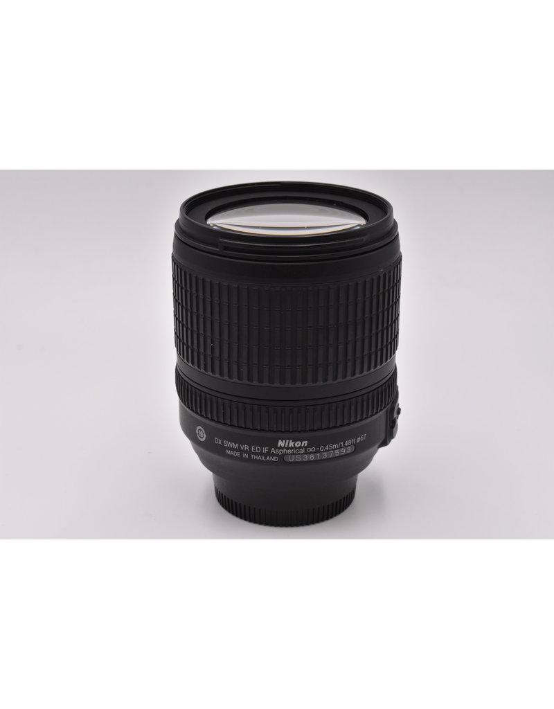 Nikon Prer-Owned Nikon AF-S Nikkor 18-105mm F3.5-5.6G ED VR