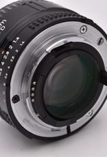 Nikon Pre-Owned Nikkor AF 50mm F1.4 D