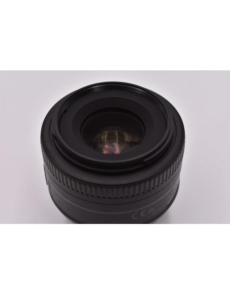 Nikon Pre-Owned Nikon 35mm F/1.8 G DX