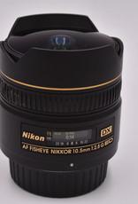 Nikon Pre-Owned Nikon AF Fisheye 10.5mm F2.8G