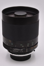 Tamron Pre-Owned Tamron SP 500mm F8 Adaptal With MD Mount