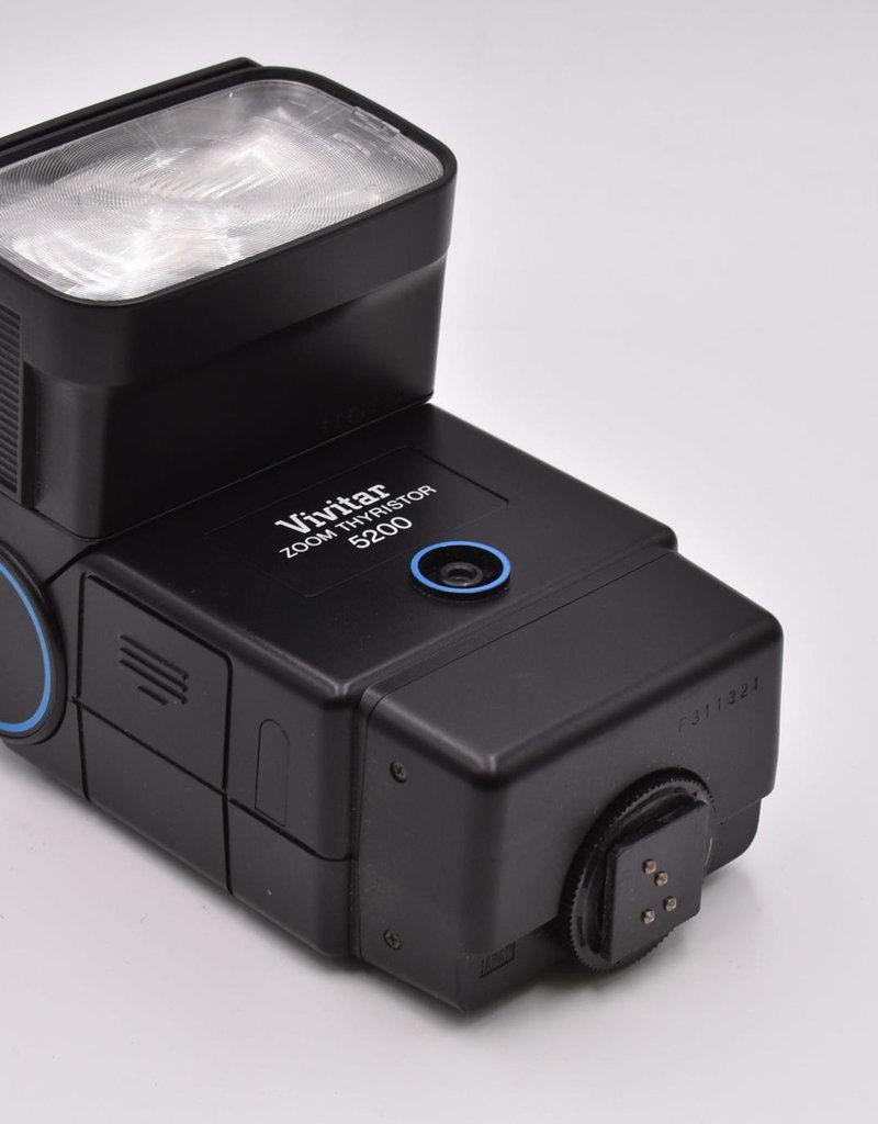 Pre-Owned Vivitar 5200 Flash