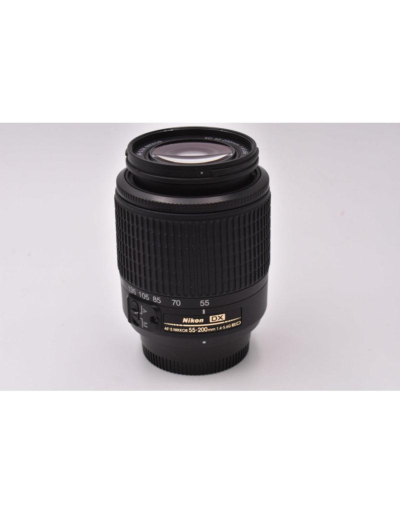 Nikon Pre-Owned Nikon DX 55-200mm F/4-5.6 G
