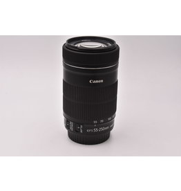 Canon Pre-Owned Canon EF-S 55-250mm F4-5.6 IS STM