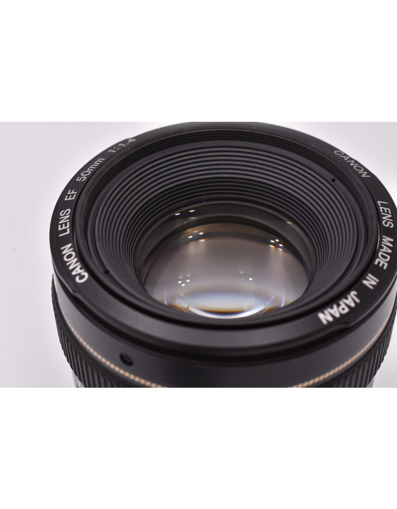 Canon Pre-Owned Canon 50mm F1.4 USM