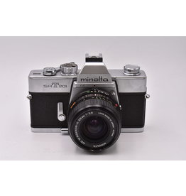 Pre-Owned Minolta SRT 201 With 28mm F2.8
